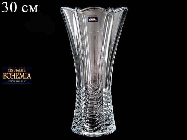ORION Ваза для цветов Crystalite Bohemia 30 см