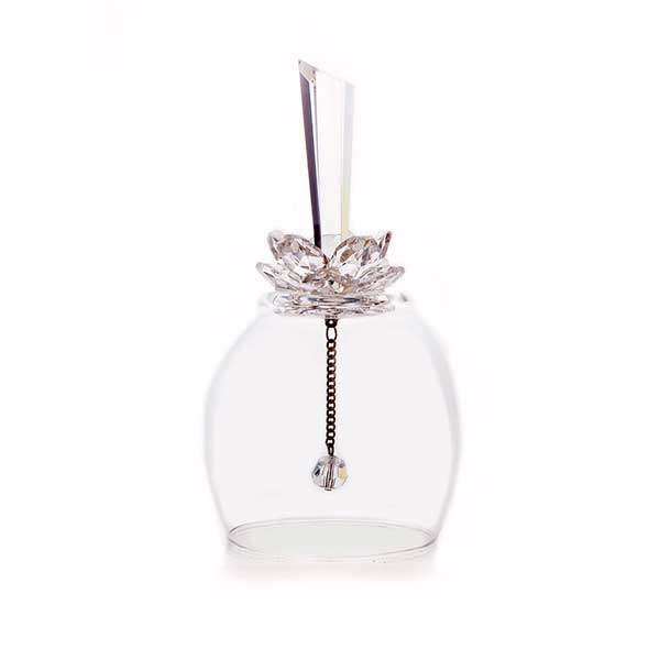 Цветок Колокольчик стеклянный Ranoldi в подарочной упаковке