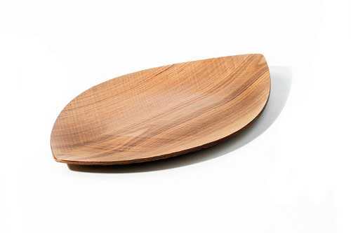 Ясень Сервировочная тарелка Legnoart, из дерева из Италии