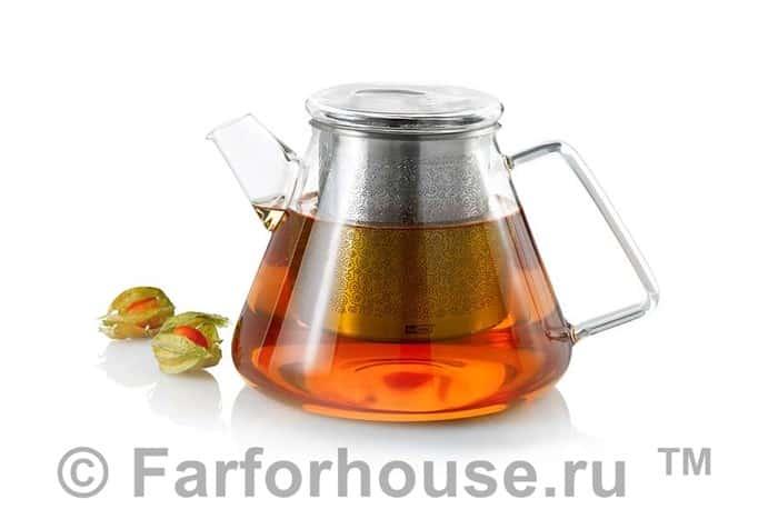 Orient Чайник с ситечком для заваривания AdHoc Германия