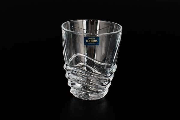 WAVE Набор стаканов 280 мл Crystalite Bohemia