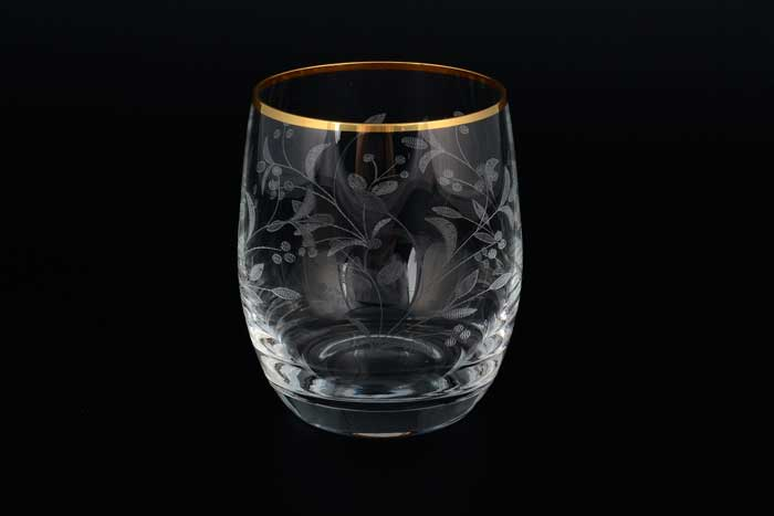 Грейс V-D Набор стаканов для виски Bohemia 300 мл