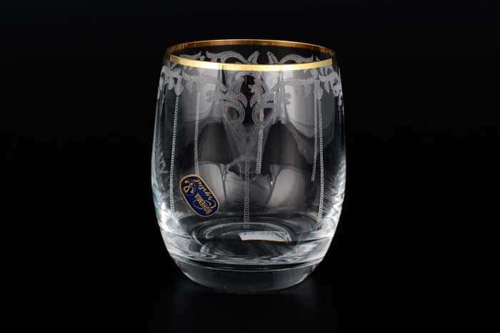 Декор V-D Набор стаканов для воды 300 мл Bohemia Crystal