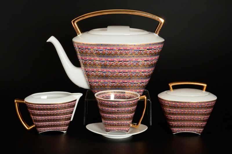 WO-MAN Чайный сервиз Thun на 6 персон 17 предметов 43799