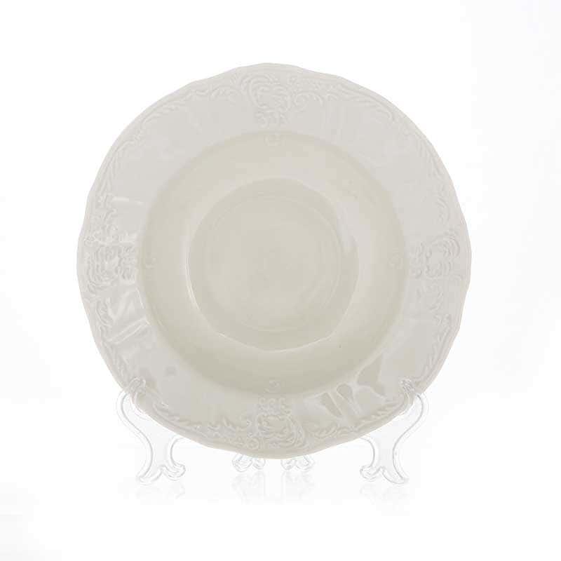 Бернадот Ивори 0011000 Набор тарелок 21 см. 6 шт 28918
