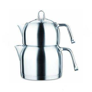 Чайная пара из нержавеющей стали, Satina Maxi Tea