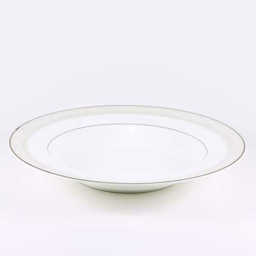 Арабеска Набор тарелок суповых Никко 6 шт. 24см из фарфора