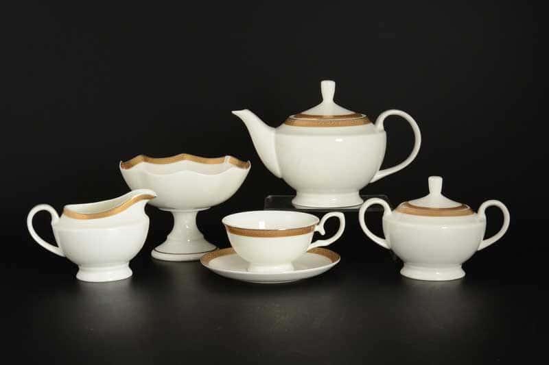 Чайный сервиз на 12 персон 30 предметов Royal Classics
