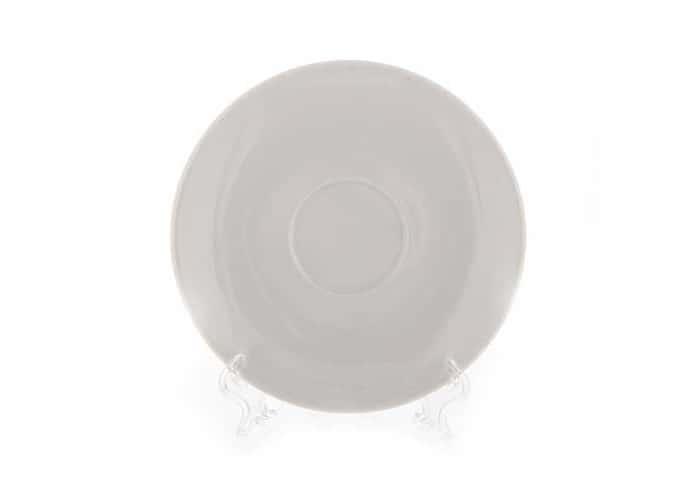 Евро Блюдце 15,5 см. MZ из фарфора