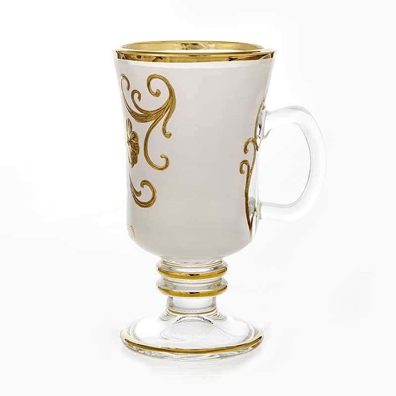 Декор 6010 - Цветы Набор для чая Bohemia на 6 перс.