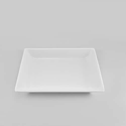 Эксквизит Тарелка квадратная Никко 20 см из фарфора Япония