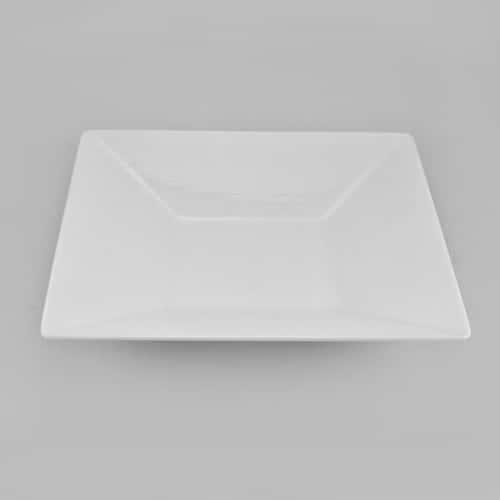 Эксквизит Тарелка квадратная Никко 25 см из фарфора Япония