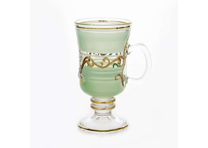 Лепка зеленая Набор стаканов для чая Union Glass 6 шт.