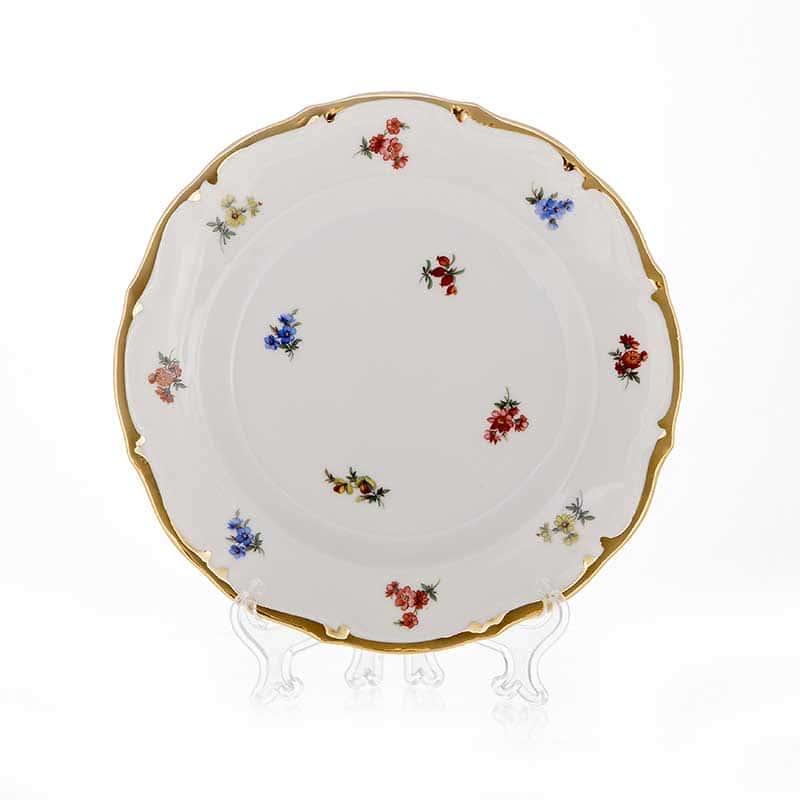 Блюмен Набор тарелок Bavarian Porcelain 19 см. 6 шт.