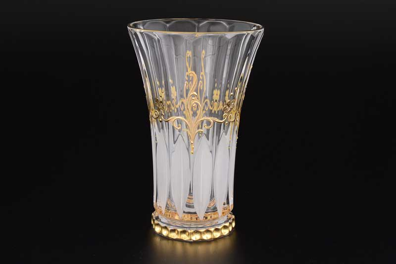 WELLINGTON E-V Лепка Набор стаканов для воды 380 мл Bohemia