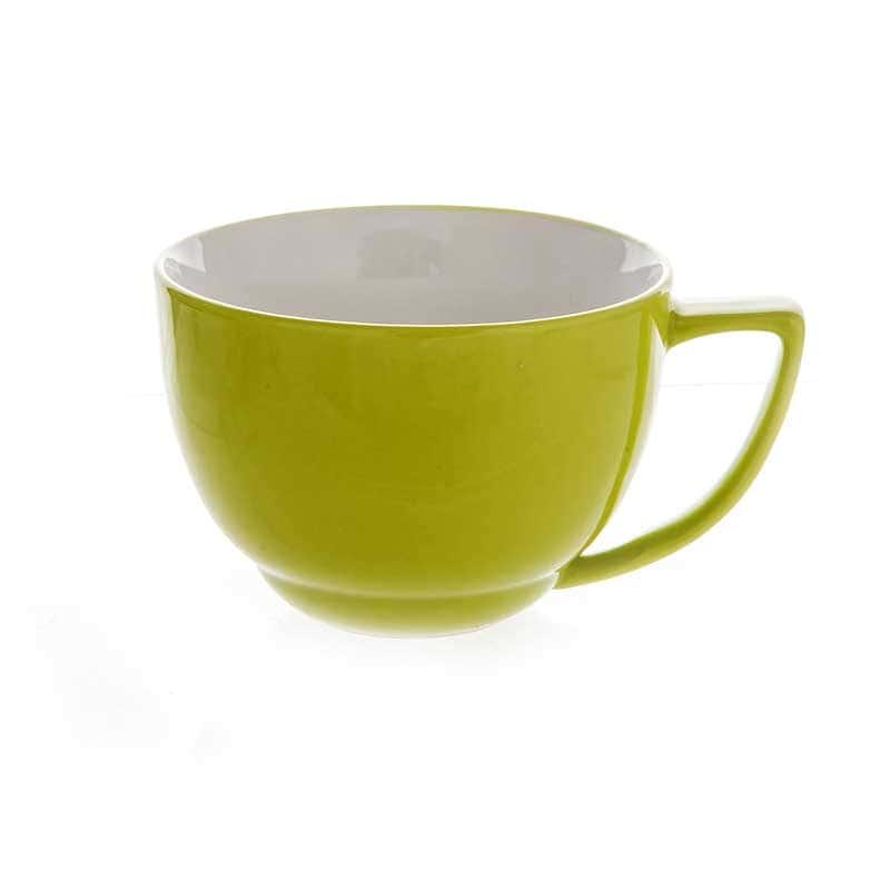 Вехтерсбах зеленый Чашка для кофе 220 мл.