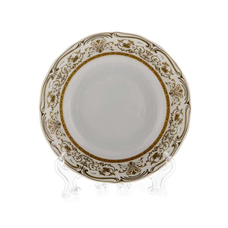 Мария Тереза-Элеганз Набор салатников Bavarian Porcelain 13 см. 6 шт.