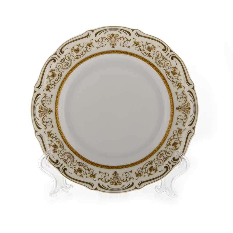Мария Тереза-Элеганз Набор тарелок Bavarian Porcelain 19 см. 6 шт.