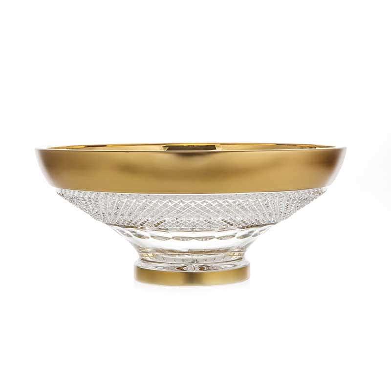 Фелиция 60552 Ваза для фруктов Glasspo 25,5 см.