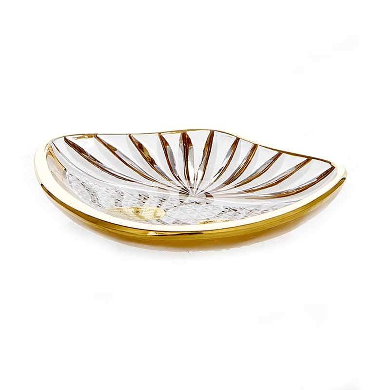 Фелиция Ракушка Розетка Union Glass 11 см.