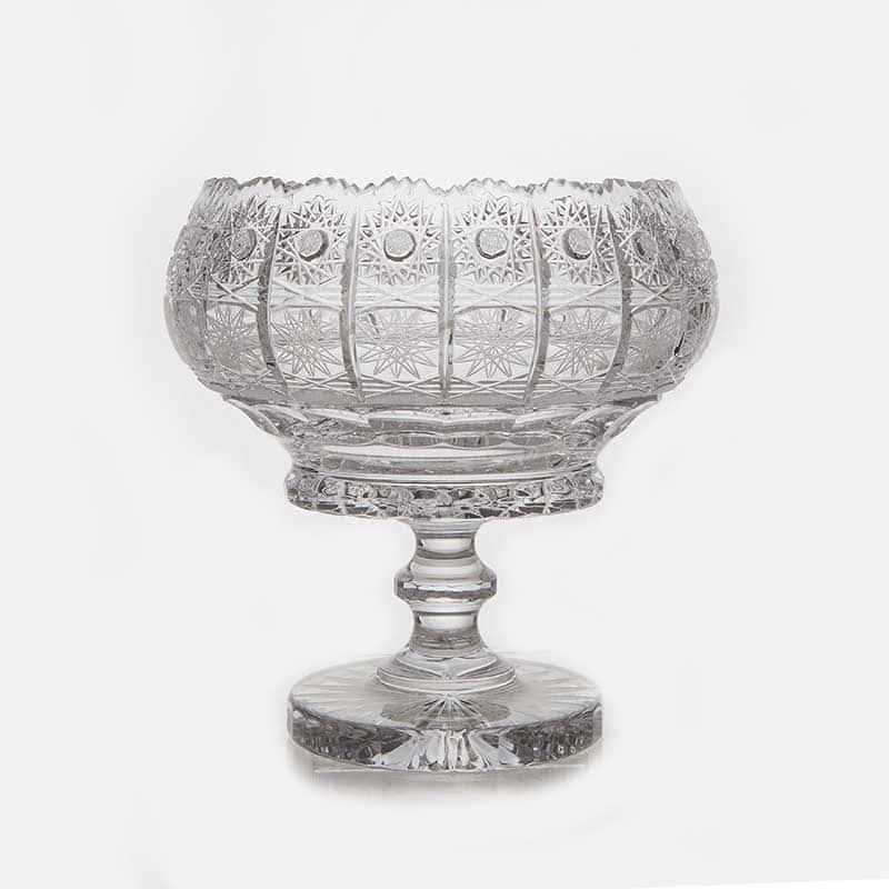 Хрусталь Ваза для фруктов Glasspo н/н 20,5 см
