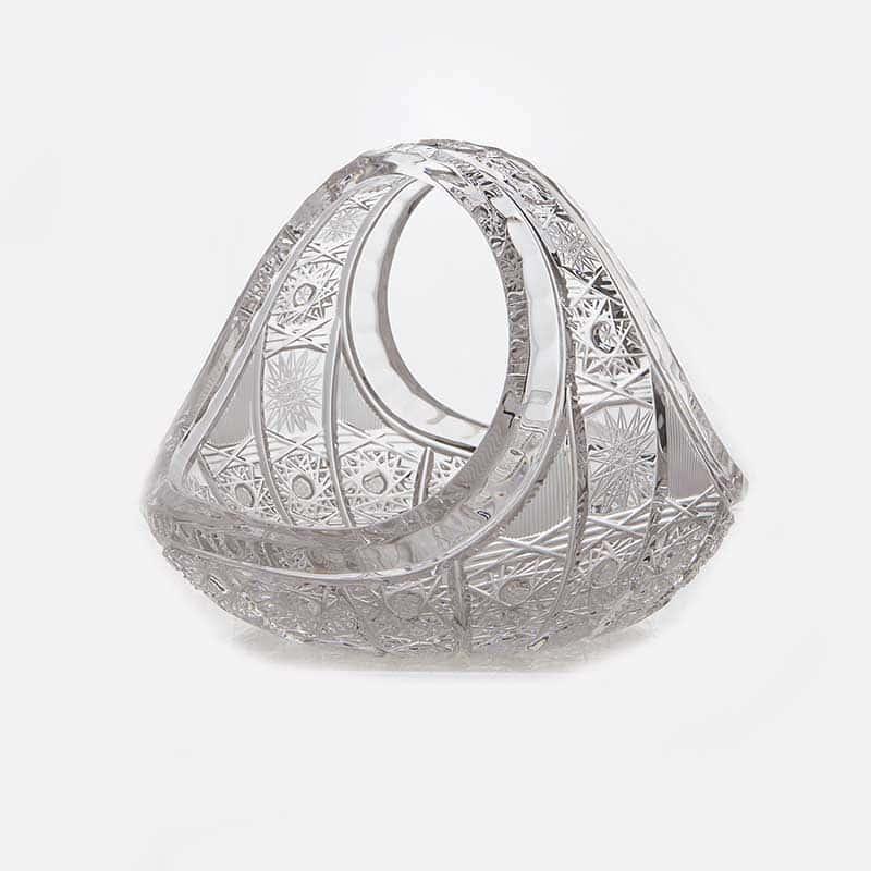 Хрусталь 96014 Корзина Glasspo 15 см