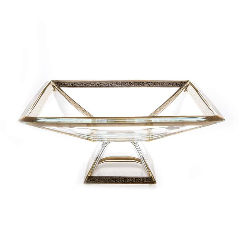 Лилит Ваза для фруктов Astra Gold 35х35 см. 29403