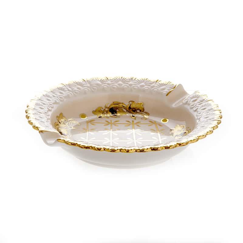 Артиджианато Блюдо круглое сервировочное 18 см.