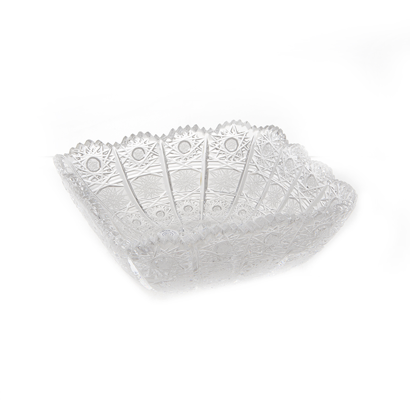 Хрусталь 61125 Ваза для варенья Glasspo 13 см.