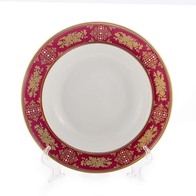 Мария Луиза 9102703 Набор глубоких тарелок Thun 22 см. 6 шт.