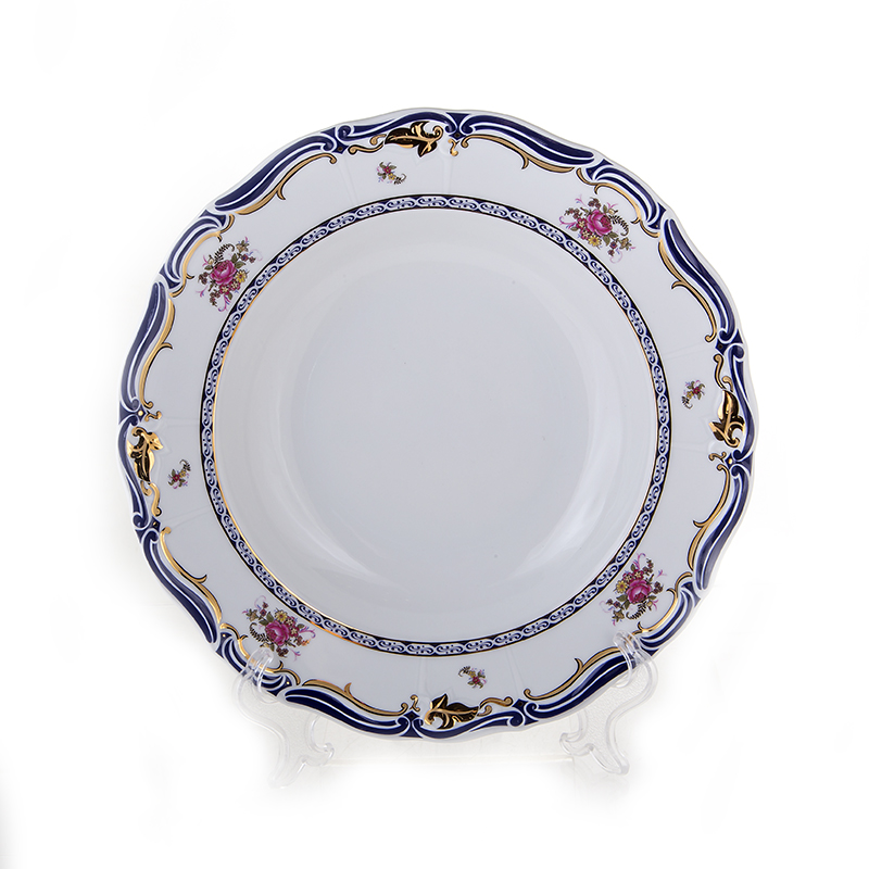 Мария Луиза 8808500 Набор глубоких тарелок Thun 23 см. 6 шт.