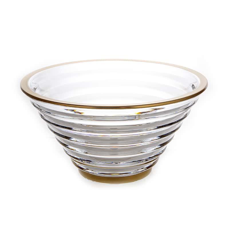 Фалко Матовая 1 Ваза для фруктов Union Glass 29 см