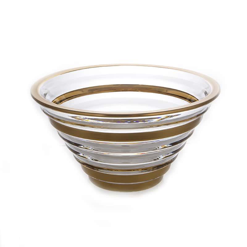 Фалко Матовая 2 Ваза для фруктов Union Glass 29 см