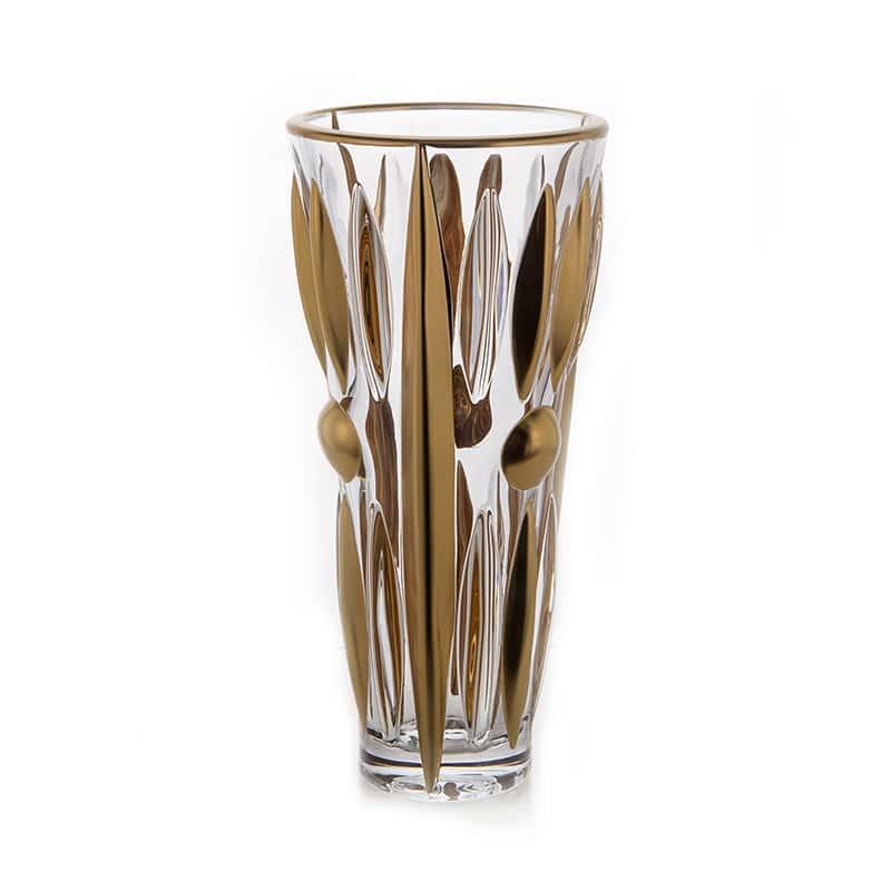 Плуто Матовая 2 Ваза для цветов Union Glass 23 см