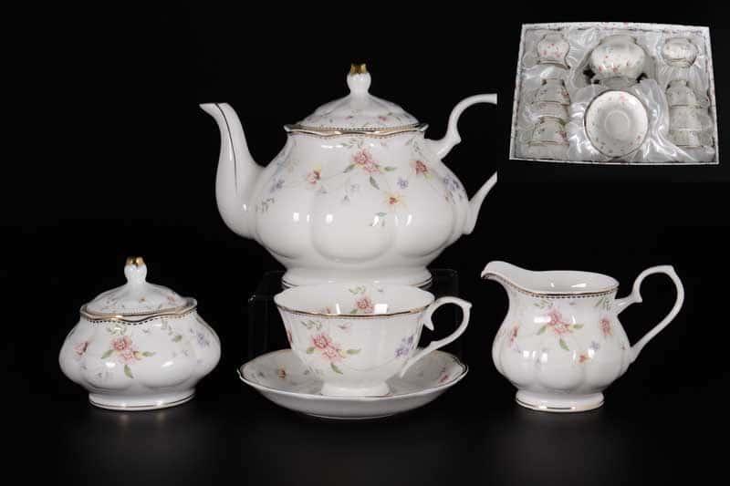 Алиса Чайный сервиз Royal Classics на 6 персон 15 предметов