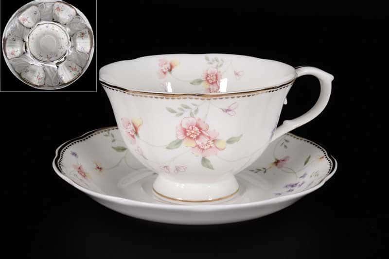 Алиса Набор чайный пар Royal Classics (6 пар)