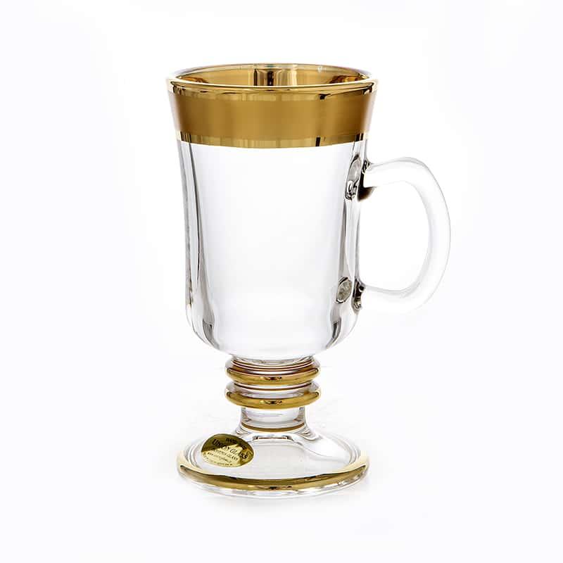 Золотая дорожка Набор для чая Union Glass 240 мл. на 6 перс.