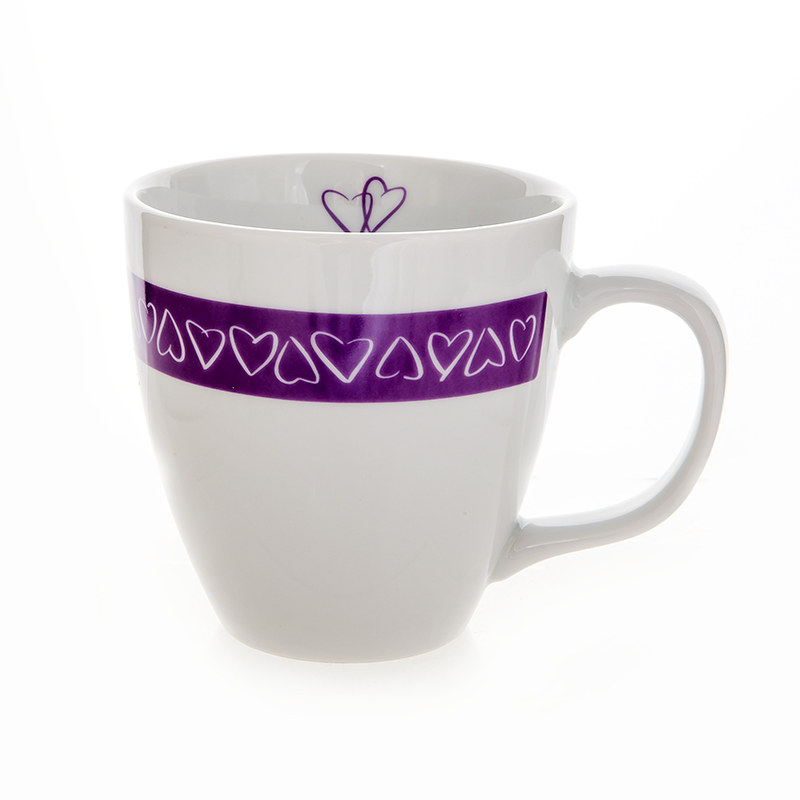 Дуби Фиолетовый Кружка Kepo Trade 380 мл.
