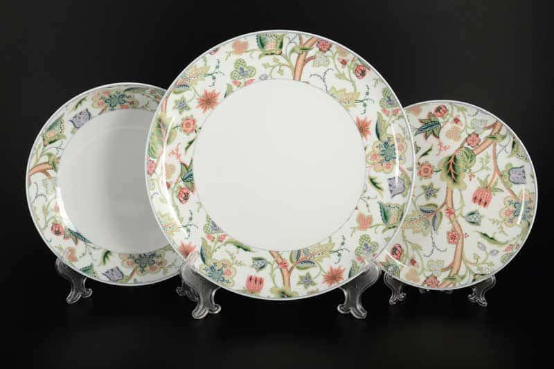 TOM Набор тарелок Thun 18 предметов
