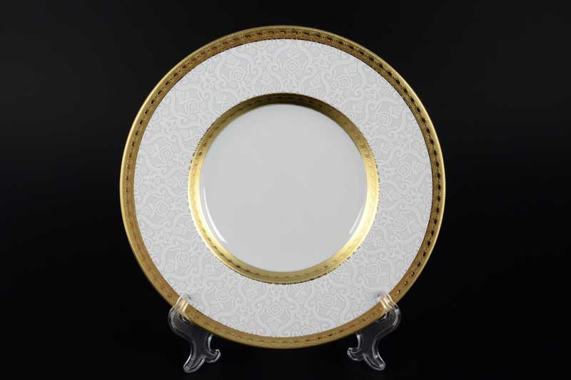 Constanza Diamond White Gold Набор тарелок Falken 29 см