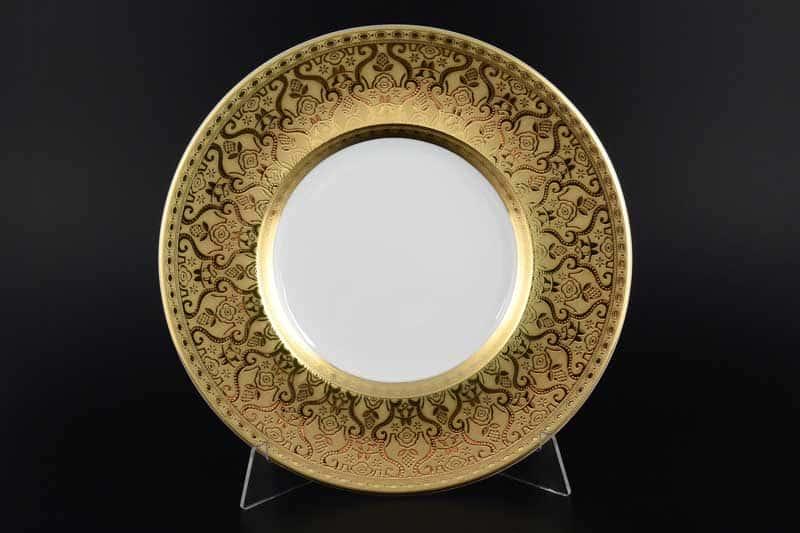 Diamond FUII Gold Набор тарелок FalkenPorzellan 29 см (6 шт)