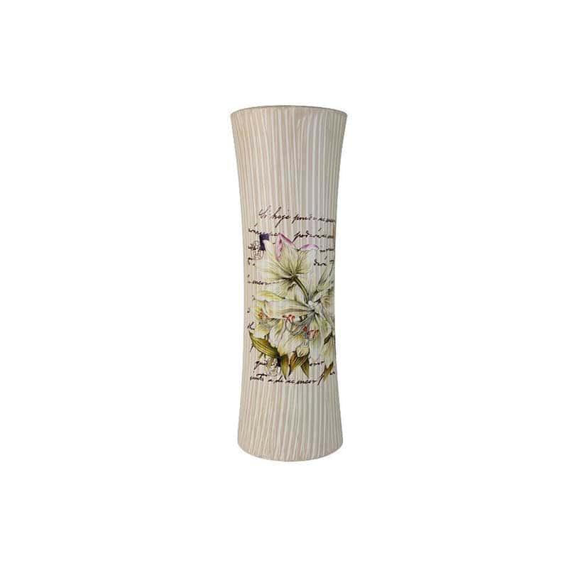 Лилии Ваза для цветов (прямая) большая Sunrise Ceramics из Китая 45 см.