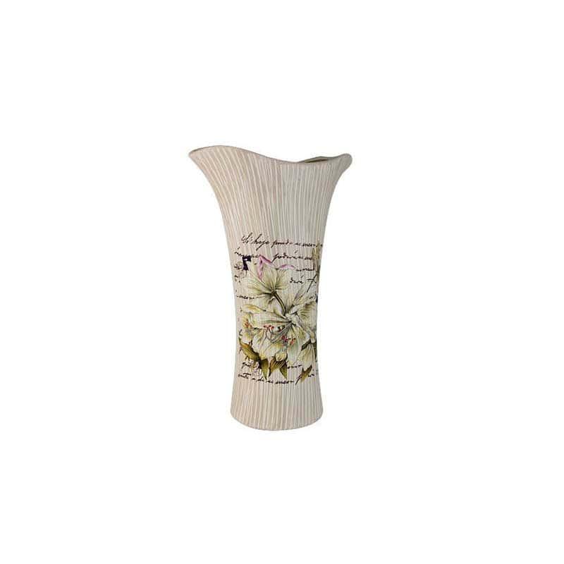 Лилии Ваза для цветов (кувшинка) Sunrise Ceramics из Китая 33 см.