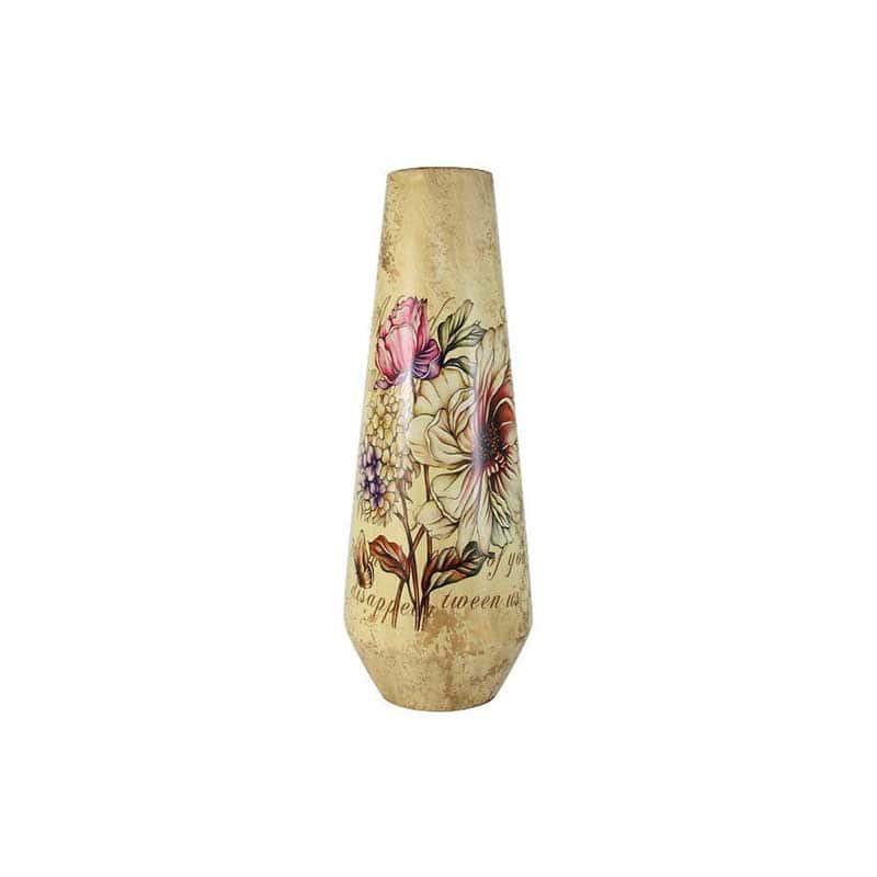 Пионы Ваза для цветов (с узким горлом) большая Sunrise Ceramics Китай 40 см.