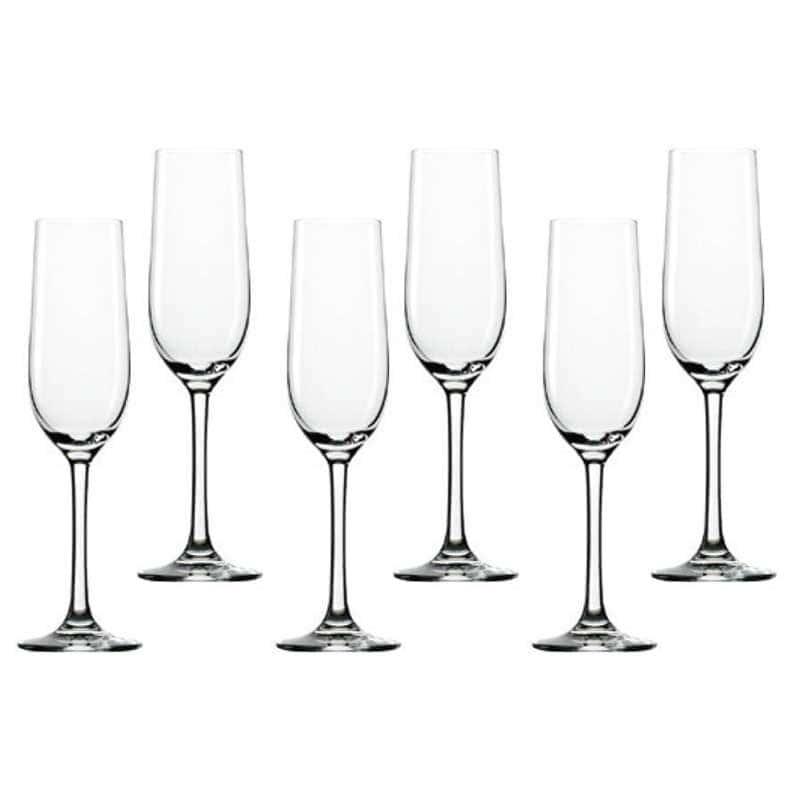 Classic Набор из 6 бокалов для шампанского Штольцле (Stolzle) из Германии