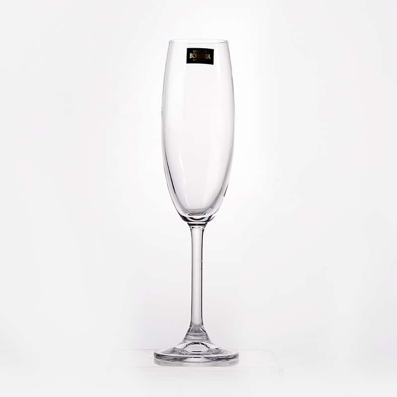 Гастро Фужер для шампанского Crystalite 220 мл. 1 шт.