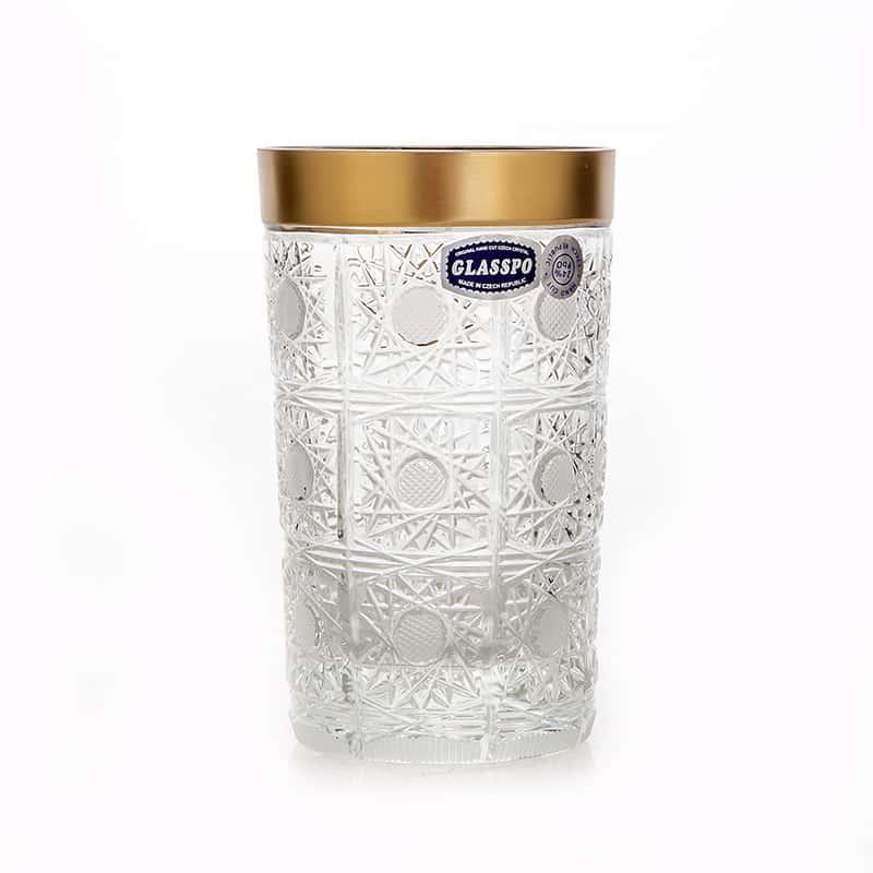 Cнежинка ХЗ Набор стаканов Glasspo 250 мл. 6 шт