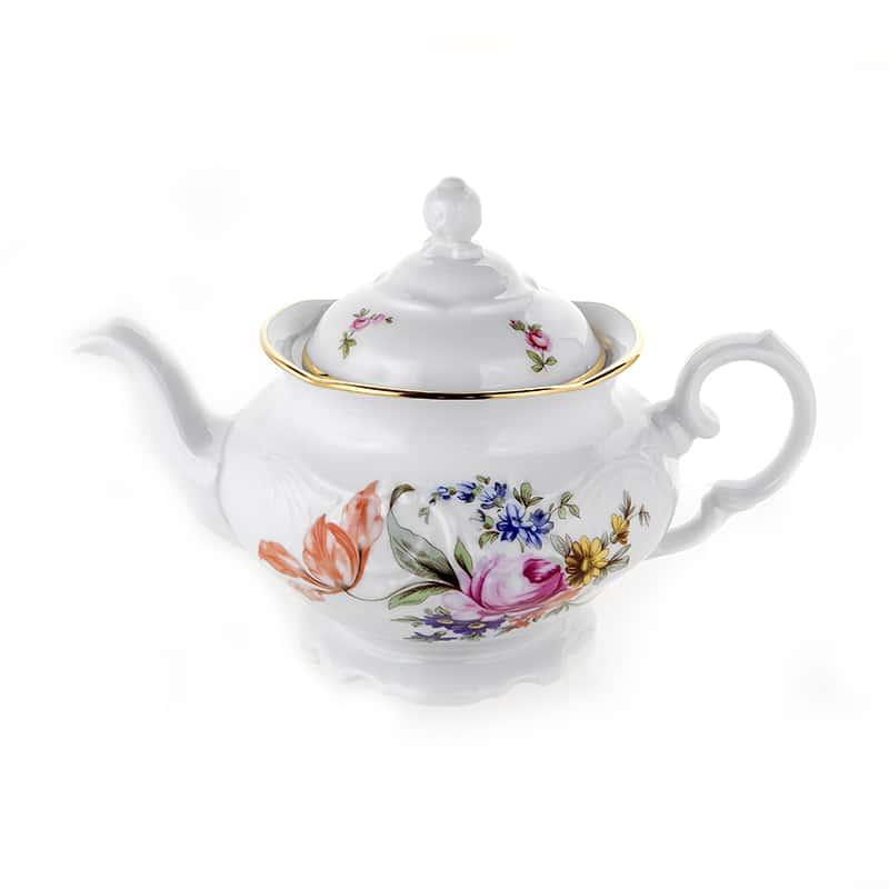 Полевой цветок Чайник заварочный Carlsbad 1,2 л.