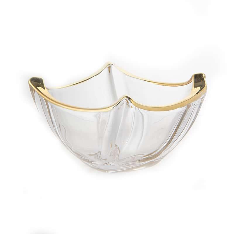 Колоссеум блестящая 1 Ваза для конфет Union Glass 13 см.