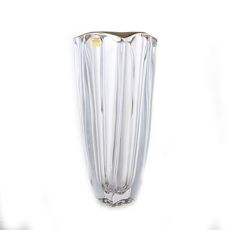 Ареззо Блестящая 1 Ваза для цветов Union Glass 33 см.